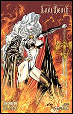 LADY DEATH: Abandon All Hope #1 Glow