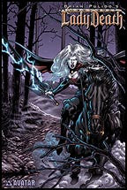 Lady Death: A Medieval Tale #5 by Ivan Reis Litho