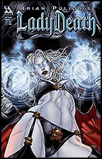 LADY DEATH Annual #1 Sizzling