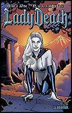LADY DEATH Annual #1 Sunrise