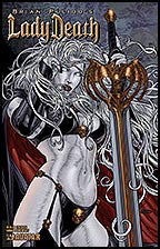 LADY DEATH Annual #1 True Beauty