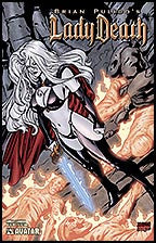 LADY DEATH Annual #1 Vanquish