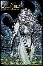 LADY DEATH Art of Juan Jose Ryp Bikini