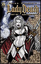 LADY DEATH Art of Juan Jose Ryp