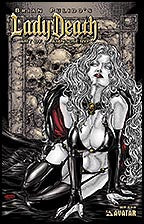 LADY DEATH Art of Juan Jose Ryp Sultry