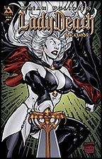 LADY DEATH: Blacklands #1