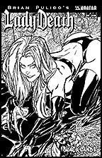 LADY DEATH: Blacklands #1 Leather