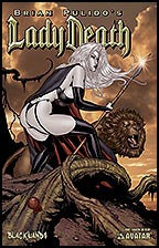 LADY DEATH: Blacklands #1 Martin