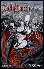 LADY DEATH : Blacklands #1/2