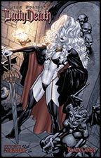 LADY DEATH : Blacklands #1/2 Adrian