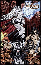LADY DEATH: Blacklands #1 Powerful Forces
