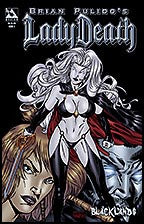 LADY DEATH: Blacklands #2