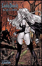 LADY DEATH: Blacklands #2 Premium