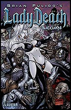 LADY DEATH: Blacklands #3