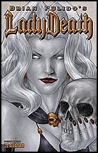 LADY DEATH: Blacklands #3 Premium