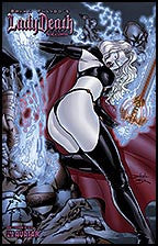 LADY DEATH: Blacklands #4 Premium