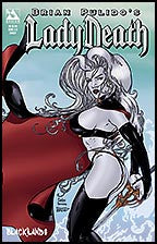 LADY DEATH Blacklands #1/2 Breezy