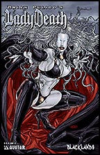 LADY DEATH: Blacklands #1/2 Prism Foil
