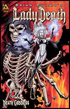 LADY DEATH: Death Goddess Gold Foil
