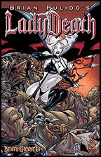 LADY DEATH: Death Goddess Lopez
