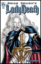 LADY DEATH: Death Goddess Regal