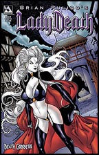 LADY DEATH: Death Goddess Sneak Attack