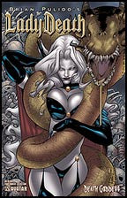 LADY DEATH: Death Goddess Tight Squeeze