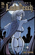 LADY DEATH Dark Horizons Arabian Night
