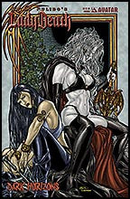 LADY DEATH: Dark Horizons Friends