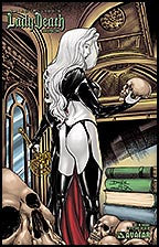 LADY DEATH Dark Horizons Lost in Thought