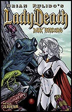 LADY DEATH: Dark Horizons Martin