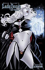 LADY DEATH Dark Horizons Majestic