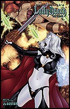 LADY DEATH Dark Horizons Under Attack