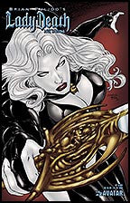 LADY DEATH Dark Horizons Up Close