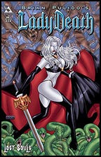 LADY DEATH: Lost Souls #0 Night's Mistress