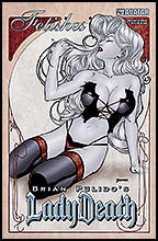 LADY DEATH Fetishes 2006 Special Art Nouveau