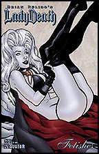 LADY DEATH Fetishes 2006 Special Dressing