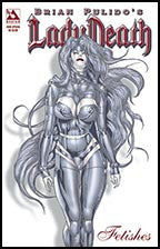 LADY DEATH Fetishes 2006 Special