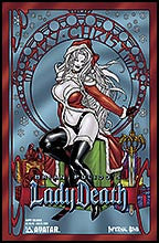 LADY DEATH Infernal Sins Happy Holidays