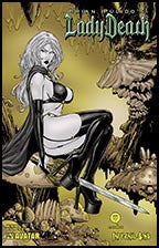 LADY DEATH: Infernal Sins On The Edge