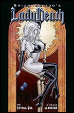 LADY DEATH: Infernal Sins Repose