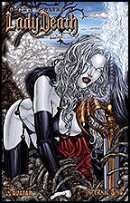 LADY DEATH: Infernal Sins Spirited