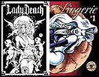 Lady Death in Lingerie 10th Anniversary Print Set