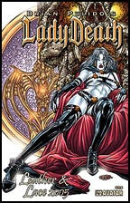 LADY DEATH: Leather and Lace 2005