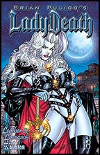 LADY DEATH: Leather and Lace 2005 Adrian