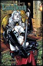 LADY DEATH: Leather and Lace 2005 Sultry