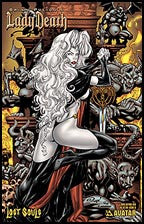 LADY DEATH: Lost Souls #0 Bow Before Her