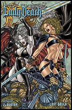 LADY DEATH: Lost Souls #0 Commemorative