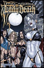 LADY DEATH: Lost Souls #0 Gold Foil