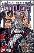 LADY DEATH: Lost Souls #0 Premium